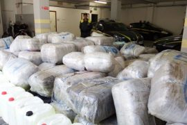 Guardia di Finanzia Seizes 2,3 Tonnes of Cannabis Originating from Albania