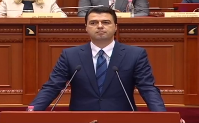 Opposition Leader Basha Removed from Parliament