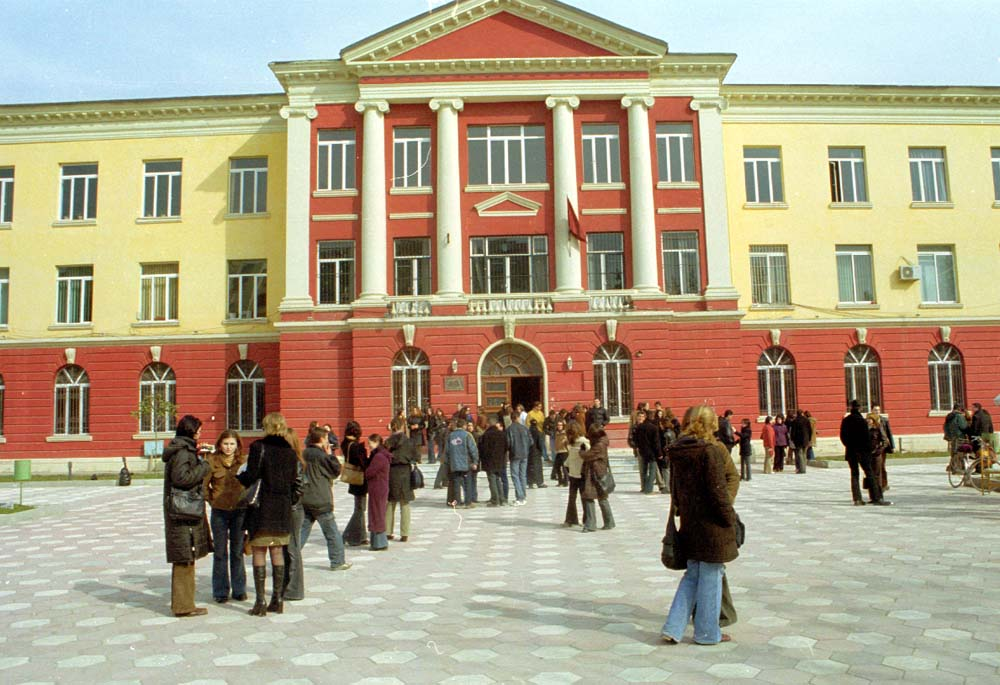Accreditation Report: University of Tirana Lacks Strategy, Policies, Services