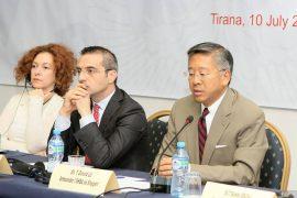 Tahiri Attacks Foreign Ambassadors