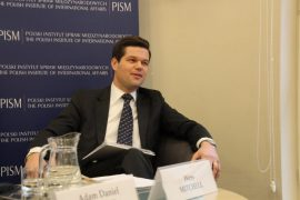 Wess Mitchell Comfirmed as Assistant Secretary of State for European and Eurasian Affairs