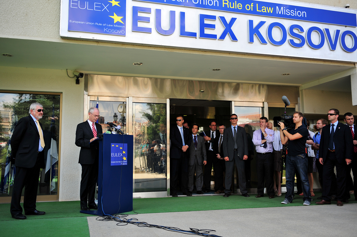 """Instead of Europeanizing Kosovo, We Have Balkanized EULEX"""