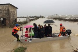 The Floods Serve To Change the Discussion