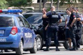 Besnik Çapja Arrested in Elbasan