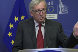 Jean-Claude Juncker Copies Rama's Anti-Media Narrative