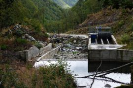Government and EBRD Negligent While Hydropower Plants Destroy Nature