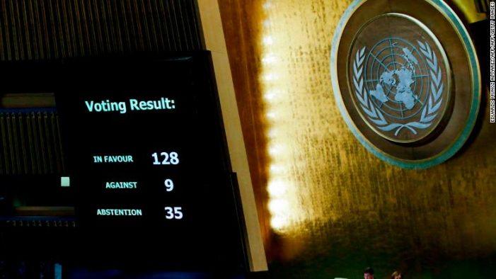 President Meta Turns against Albania's UN Vote