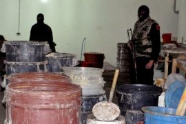 Cocaine And Heroine Processing Laboratory Found In Has