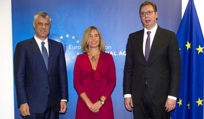 Vučić Interrupts Kosovo–Serbia Talks after Murder of Serbian Kosovar Leader