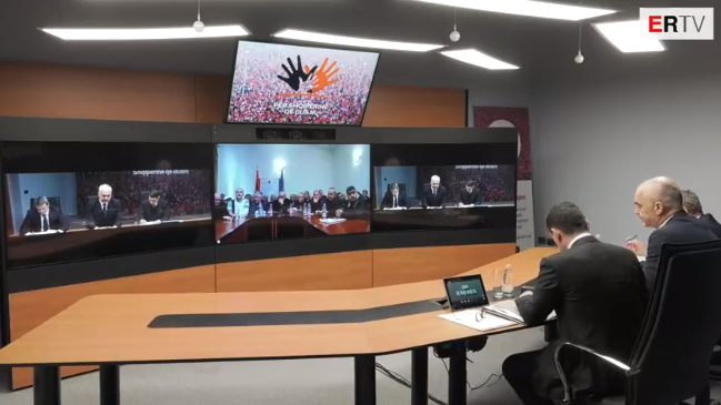 Rama Mocks Refinery Workers in Co-Governance Video Conference