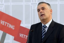 Public Commissioner Heral Saraçi Accused of Sabotaging Vetting