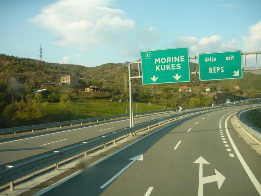 Kosovo Requires Albania to Suspend Highway Toll during Summer