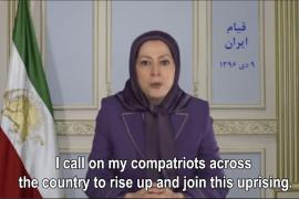 """With Tillerson Gone, MEK Leader Rajavi Calls for """"Uprising"""" in Iran"""