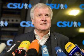 German Interior Minister Calls For Schengen Suspension