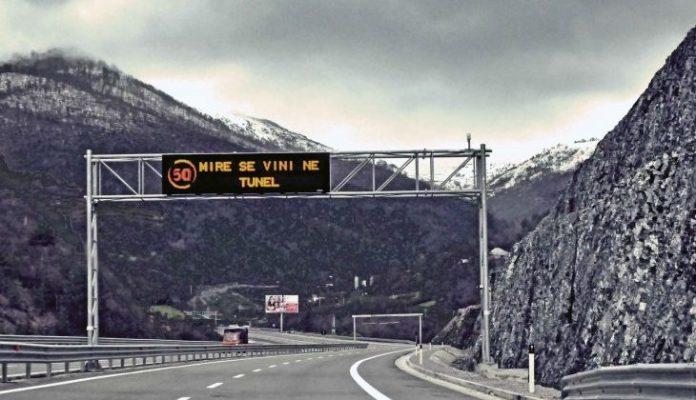 Rruga e Kombit Highway Toll, Highest in Europe