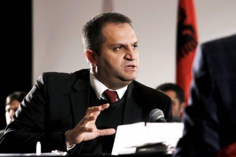 Shpend Ahmeti Resigns from Vetëvendosja
