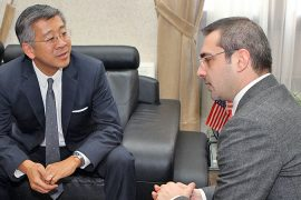 US Embassy Departs from Ambassador Lu's Defensive Stand on Saimir Tahiri