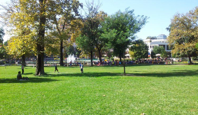 Playground & More Kiosks Planned in Parku Rinia