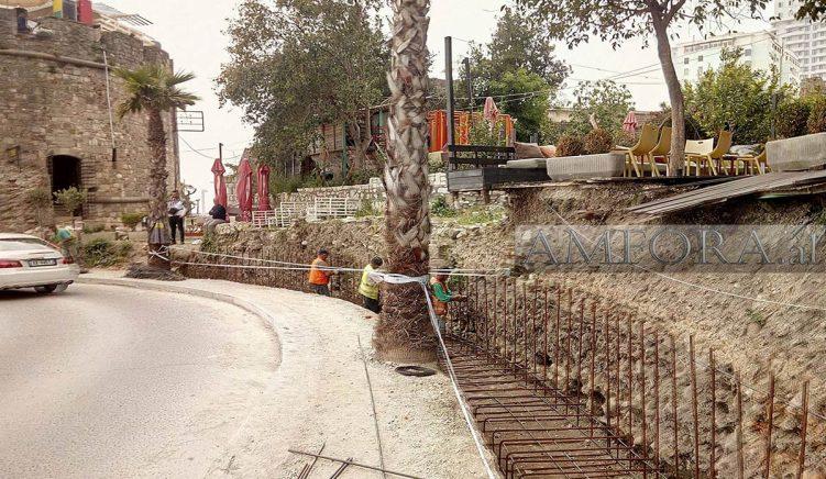 Veliera Constructions Restart In Durrës, Ancient Ruins Endangered