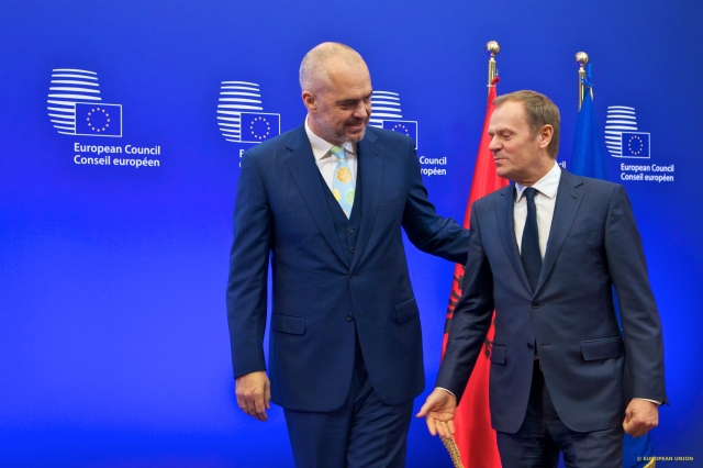 Donald Tusk: EU Should Start Accession Talks with Albania and North Macedonia