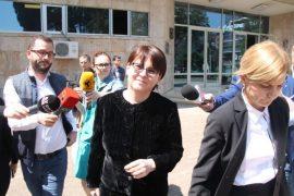 KPK Dismisses Constitutional Court Judge Altina Xhoxhaj