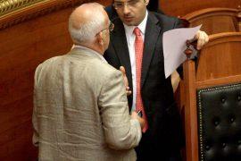 Spartak Braho Replaces Saimir Tahiri in Parliament