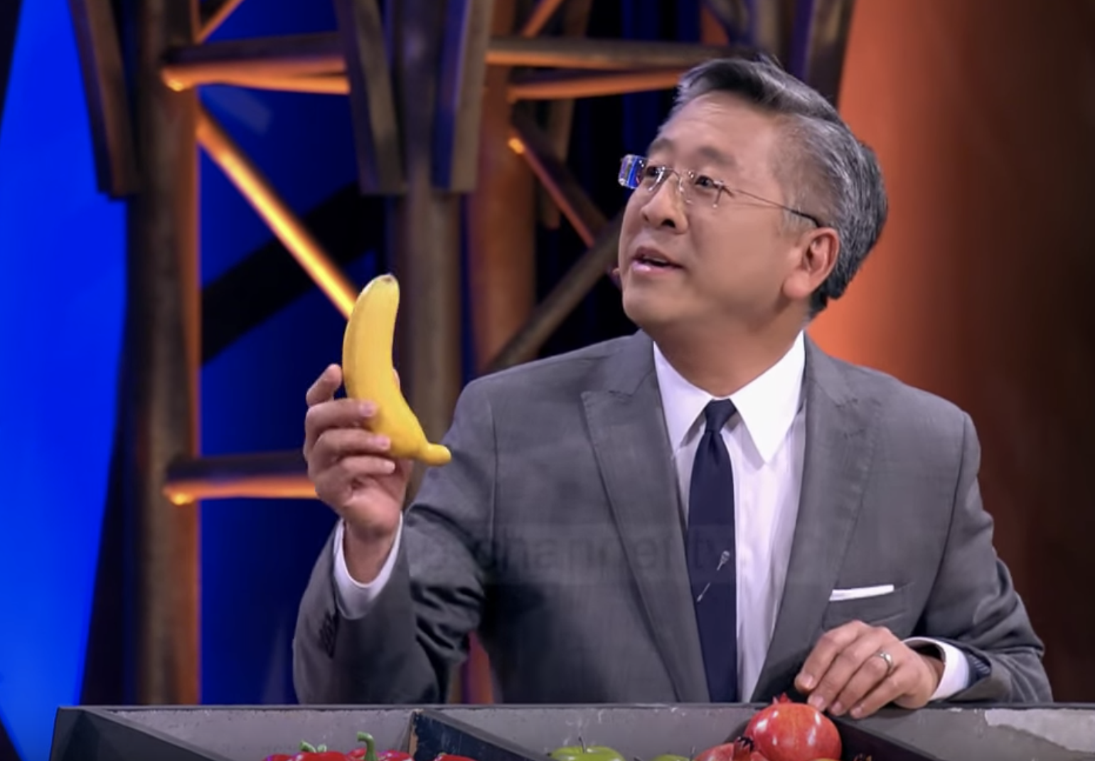US Ambassador Lu Has Gone Bananas for Justice