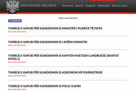 Government Censors Satirical Website