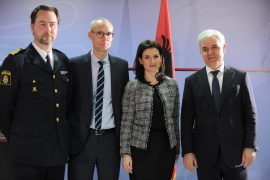 Ministers Xhafaj and Gjonaj Travel to the Netherlands