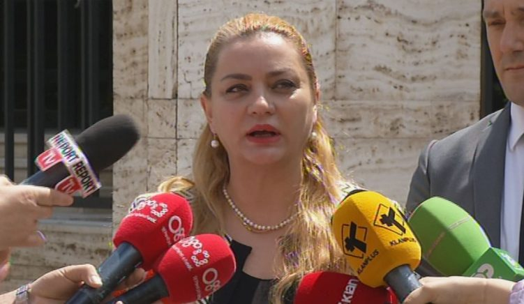 Albana Vokshi: The Government's Treatment of Media Is Not in Line with EU Obligations