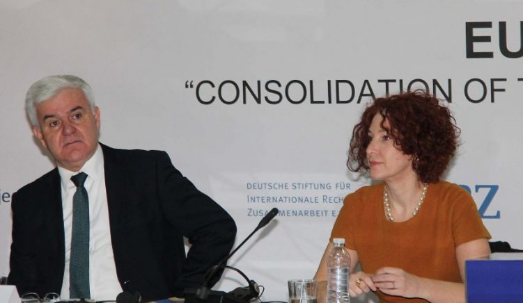 Vlahutin & Xhafaj Mislead, Article 491/f Different from European Extradition Guidelines