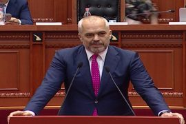 PM Rama Blames Opposition for Potential EU Accession Negotiations Failure