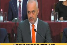 PM Rama Defends Minister Xhafaj