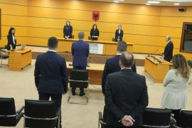 Special Appeals Chamber Confirms Dismissal of Constitutional Judge Fatmir Hoxha