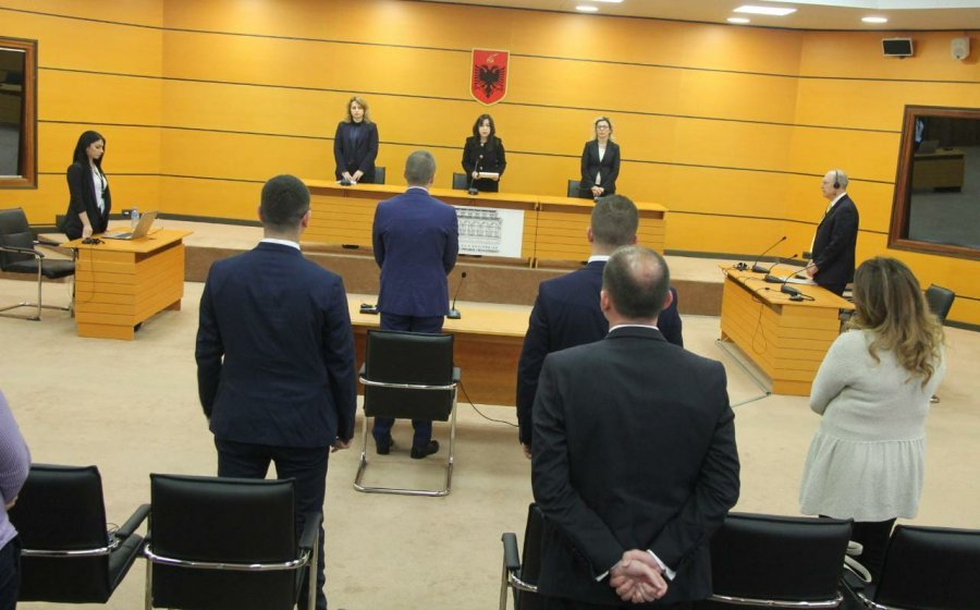 KPK Dismisses Judge Fatmir Hoxha, Constitutional Court Nonfunctional