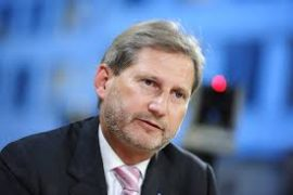 EU Commissioner Hahn: No Membership Without Further Reforms and Conflict Resolution