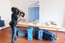 1 Ton Of Cocaine Seized in Germany, Several Albanians Arrested
