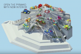 Criteria of Pyramid Reconstruction Tender Seems to Predefine Winner