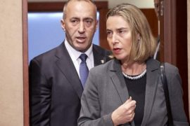 Kosovo's PM Haradinaj: Mogherini Turned Kosovo-Serbia Dialogue into Dialogue on Territories