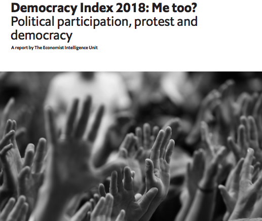 EIU Democracy Index 2018: Albania Still a Hybrid Regime