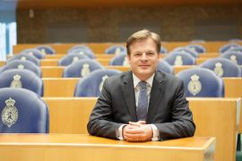 Dutch MP Omtzigt Questions Foreign Minister Blok on Albanian Violations of SAA