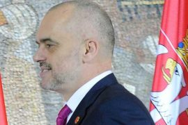 PM Rama and John Bolton Discussed Potential Kosovo-Serbia Agreement