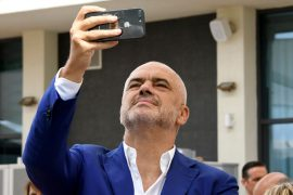 Edi Rama Features Embarrassing Story in Malaysian Newspaper