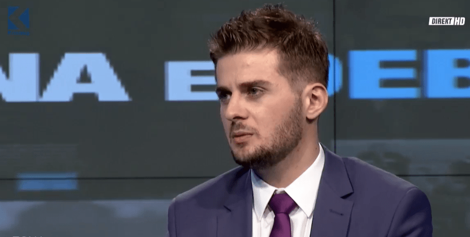 Serbian Minister Refuses Providing 'Honorary Citizen' to Albanian Minister