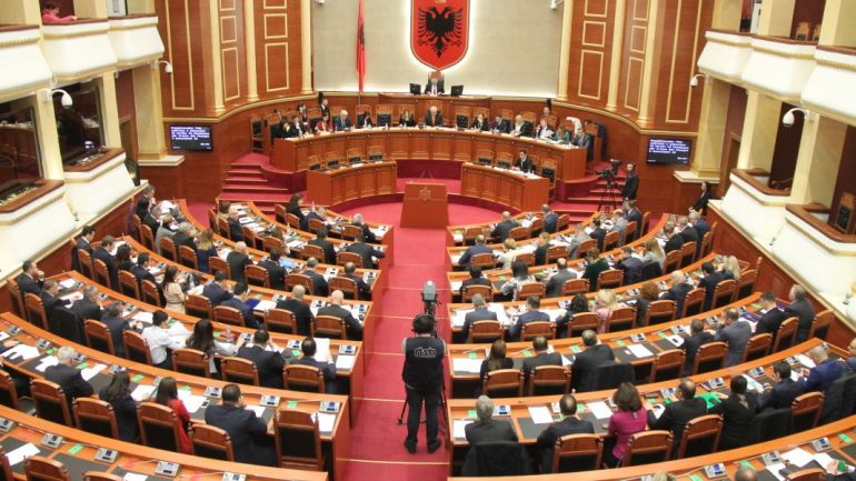 Draft Youth Law Presented to Parliament