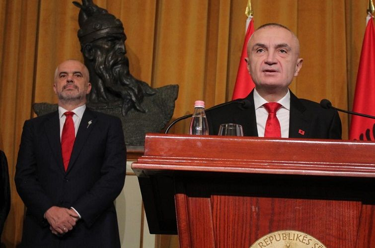 Albanian Prime Minister and President Exchange Harsh Accusations