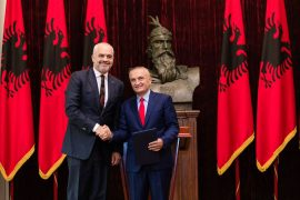 Albanian President Approves PM Rama's Nomination as Minister of Foreign Affairs