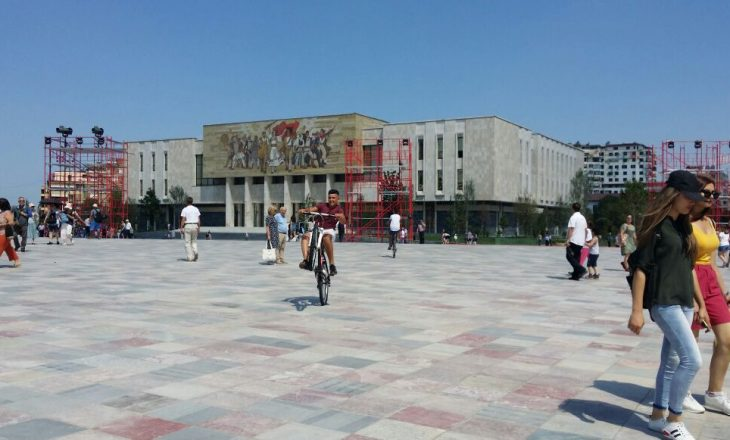 Fusha Receives €850 Thousand More for Skanderbeg Square