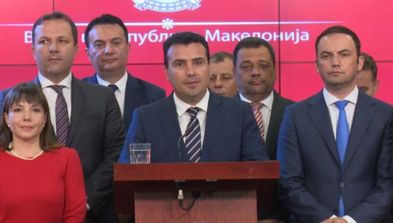 Albanian Opposition's Votes Crucial for Approving Macedonia's Name Change