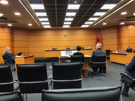 Vetting Commission Dismisses Head of Durrës Appeal Court